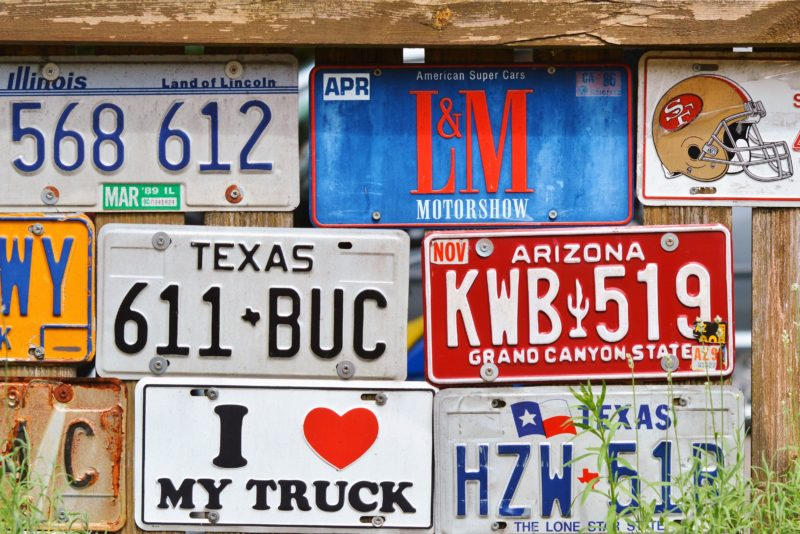 tlc plates banned new york